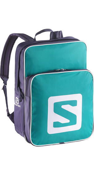 Salomon Squarre Backpack Teal Blue F/Nightshade Grey